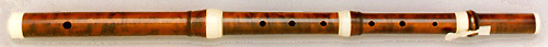 Denner flute by Folkers & Powell