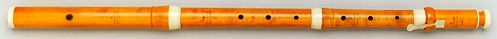 Type A Grenser flute by Folkers & Powell